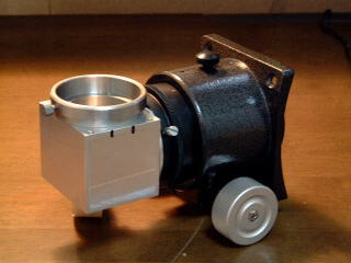 "2""diagonal prism & GS Focuser"